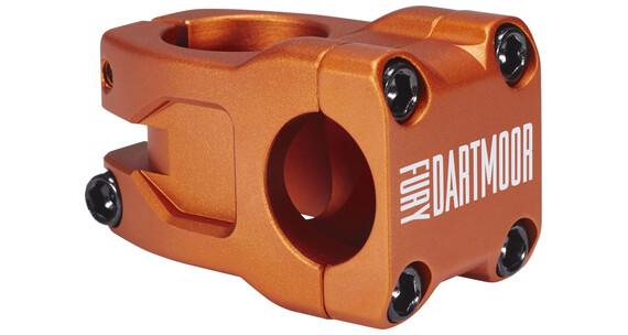 DARTMOOR Fury V.2 Vorbau Ø 25,4 mm orange